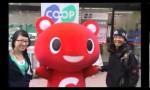 2013/10/29開催 コーすけが、水道筋ひだまり商店街にやってきた!