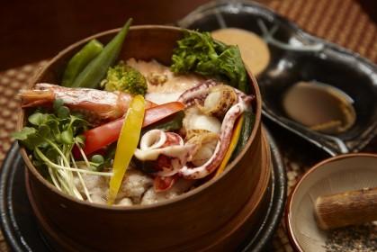 ひのき / 蒸し料理